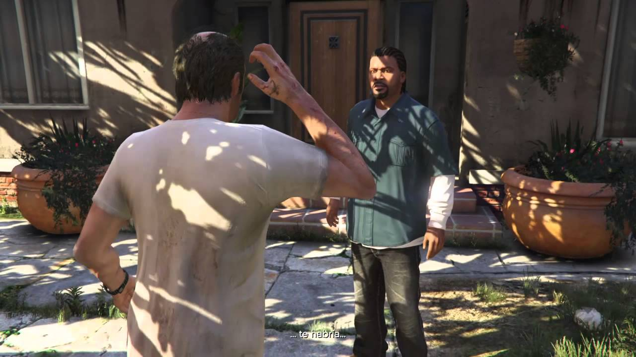Grand Theft Auto V glitchy - YouTube