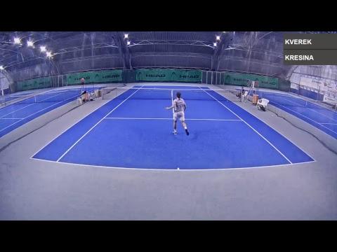 Kurt 3  RPM Junior Open 13 1 2018 TC Head Vestec ITF 1