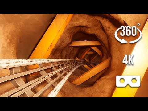 Extreme 360° VR Roller Coaster Ride Will Pump Your Adrenaline