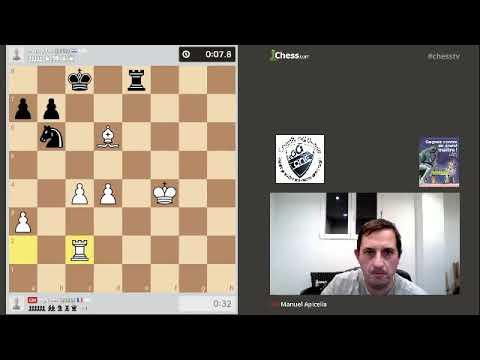 Parties d'échecs en direct
