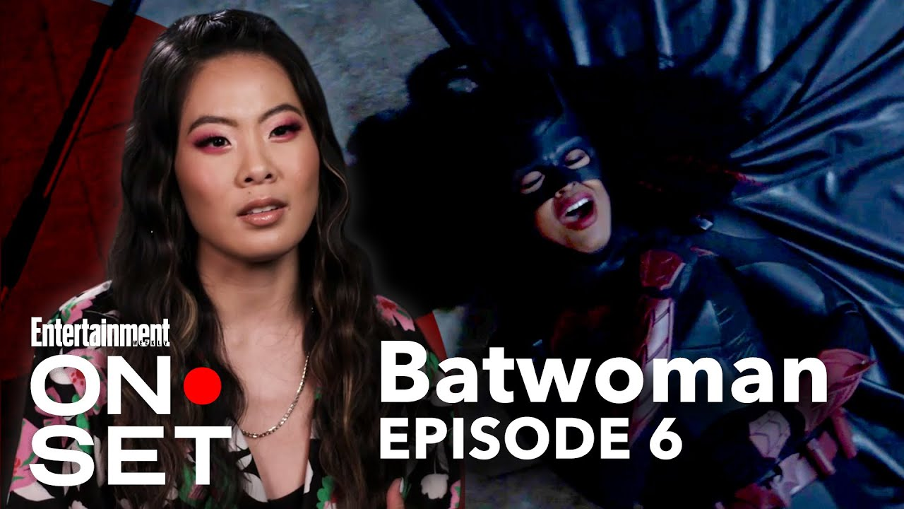 Batwoman Season 2 Ep 6 Breakdown 'Do Not Resuscitate' | On Set with Batwoman
