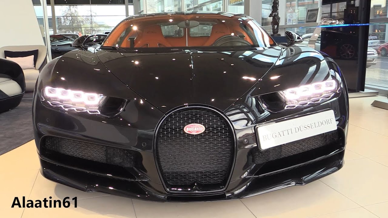 Inside The New Bugatti Chiron 2018 Details In Depth Review