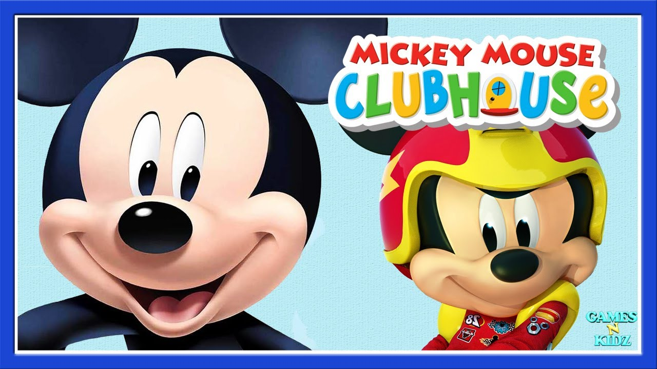 Mickey Mouse Clubhouse Compilation Games Video - Color ...