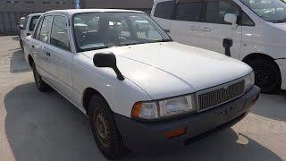 Nissan CREW TAXI 日産 クルー タクシー Junkyard car