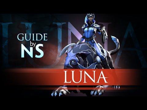 видео: Гайд на Луну / luna guide