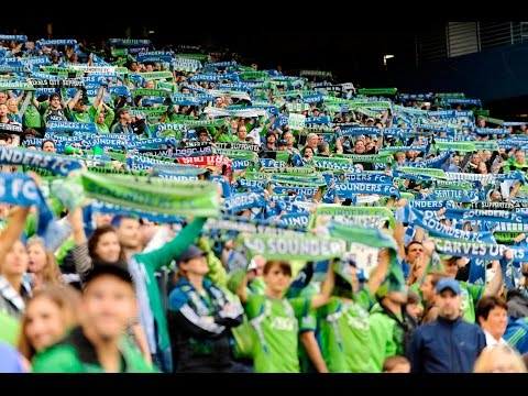Big crowds, big moments: A look at the best full stadium matches in Sounders FC history