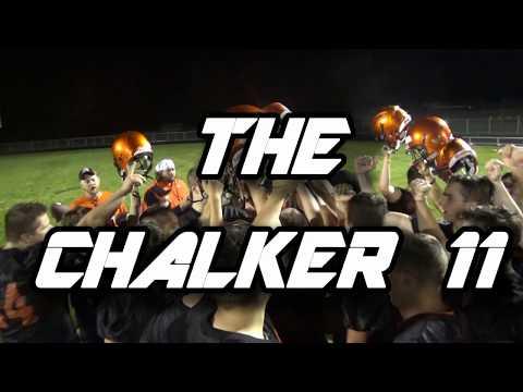 Chalker Wildcats Football @ Jackson-Milton 8-25-17