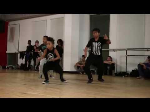 I DON'T MIND - USHER | Aidan Prince | 8 yrs old | Choreographer: Matt Steffanina