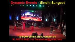 Sindhi Female Singer India Singing Fast sindhi song