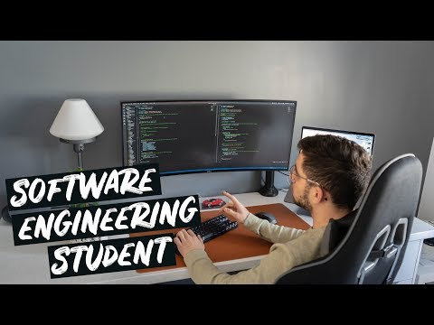 A Day In The Life Of A Software Engineering Student | ConU