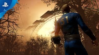 Fallout 76 – Nuclear Winter Gameplay Trailer | PS4
