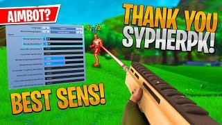 SypherPK's Video Helped Me! - Fortnite Stream Highlights