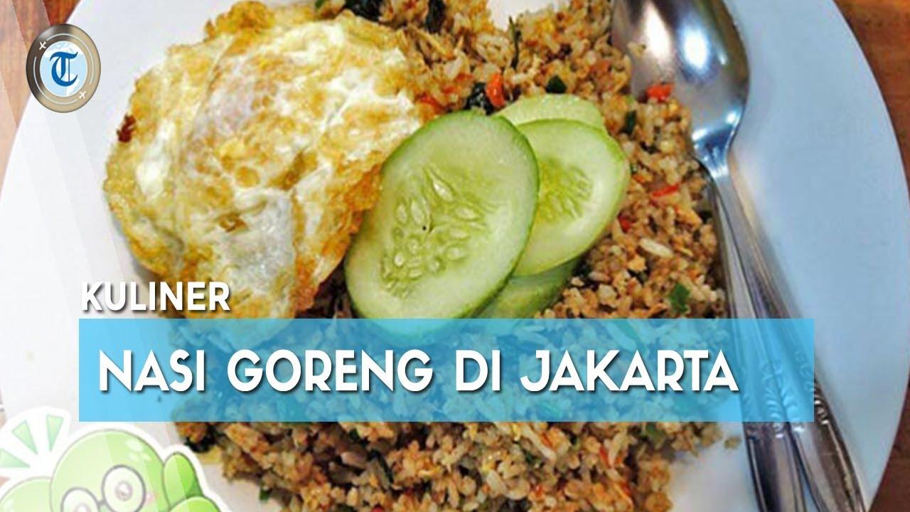 Nasi Goreng Unik Jakarta Barat - desain spanduk keren