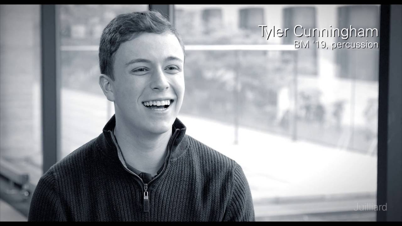 Juilliard Snapshot: Tyler Cunningham on Orientation