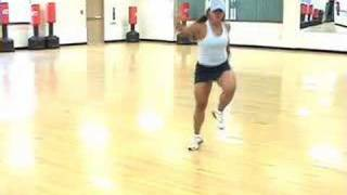 Zumba Fitness with DAR - low or apple bottom jeans