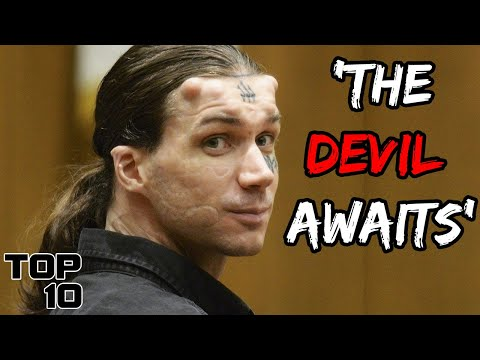 Top 10 Scary Last Words From Prison Inmates - Part 2