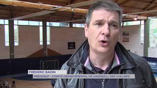 Yvelines | Handball :Un week-end de détection à travers un tournoi
