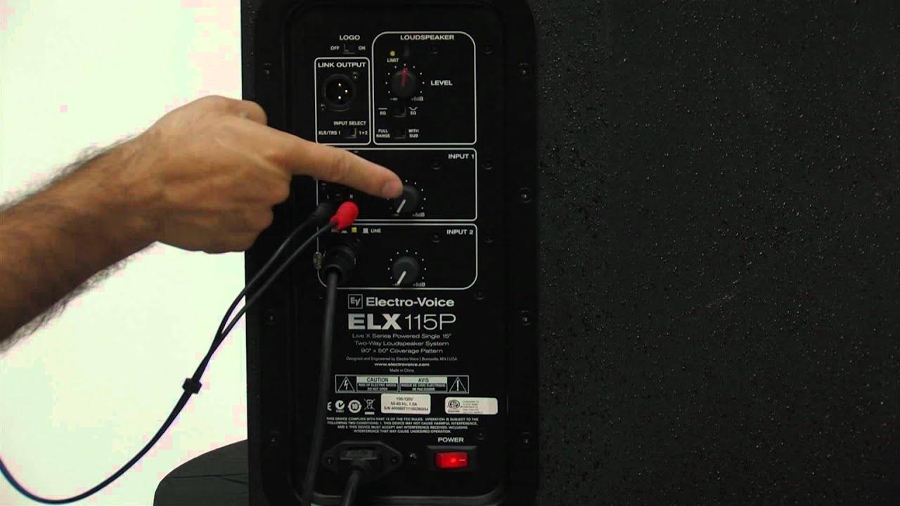ELX112P Active 12