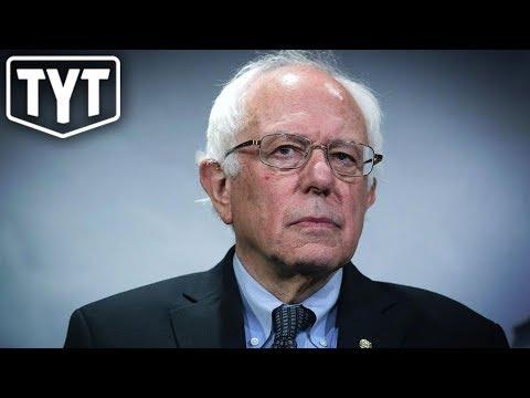 Bernie Sanders Doesn't Care What The Establishment Thinks