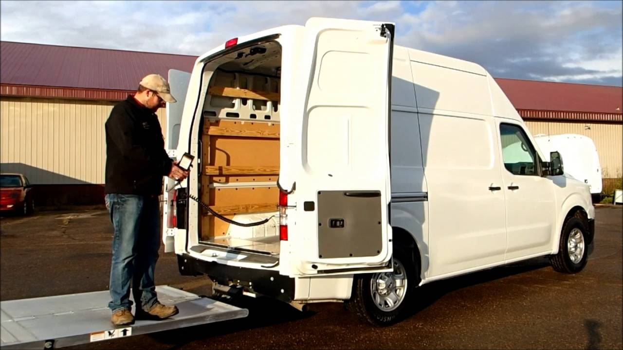 Nissan Nv2500 Hd Cargo Van For Sale By Carco Youtube