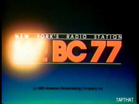 MISC. NY RADIO STATION TV PROMOS (1980's)