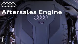 Audi Aftersales 2017: Engine