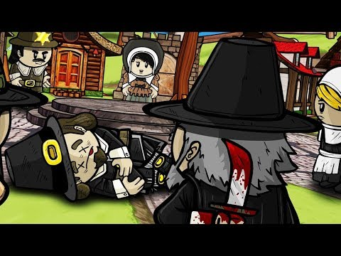 WHY DO I ALWAYS DIE - TOWN OF SALEM MYSTERY GAME