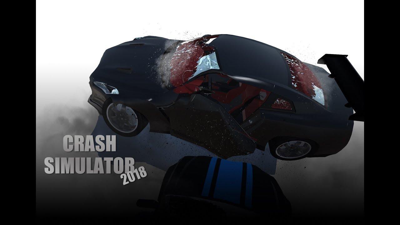 Crash Simulator 18 - Gameplay Trailer (2018) - YouTube