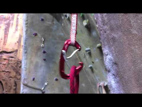 Climbing Equipment Review - Trigger Gate Carabiner By Mad Rock