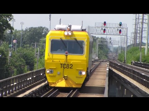 LIRR: Friday Summer Railfanning Along the Babylon Branch Feat. TC82 & The Cannonball