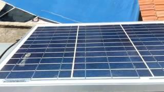 Güneş paneli kurulumu ve çalışma şekli solar enerji free energy