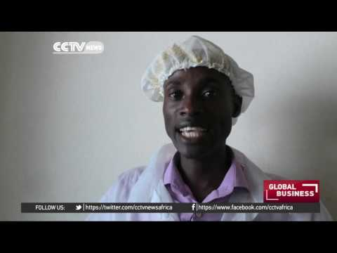 Entrepreneur cashes in on traditional West African brew