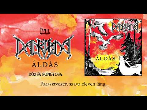 Dalriada - Dózsa Rongyosa (Hivatalos szöveges video / Official lyric video)