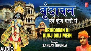 वृंदावन की कुंज गली में Vrindavan Ki Kunj Gali Mein I SANJAY SHUKLA I New Krishna Bhajan,Audio Song