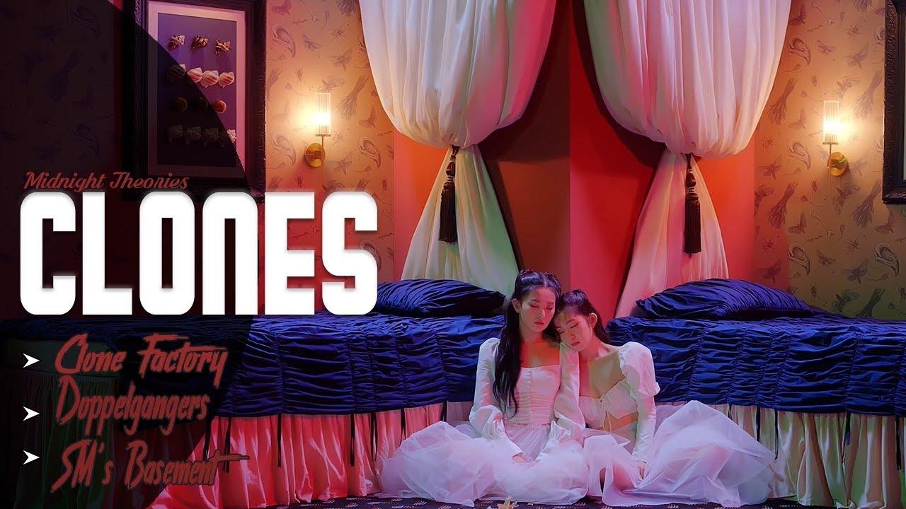 K-pop Clones And Doppelgangers || K-spiracies 🔮 (remake)