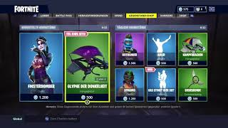 NEW HEU Skins + the T-Pose Fortnite Battle Royale Shop