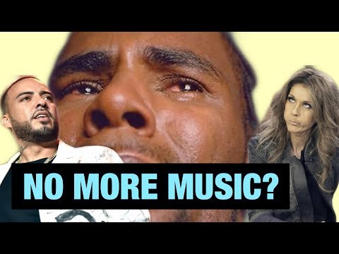 EXCLUSIVE: R.KELLY RECORD LABEL SHUTS HIM DOWN! NO NEW MUSIC! Mp3