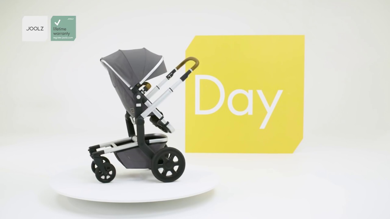 Joolz Day³ Pushchair • Full demo