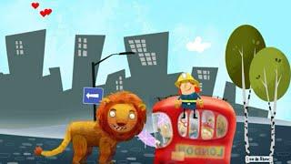 Kids videos for children Lion|cartoon videos|kids videos