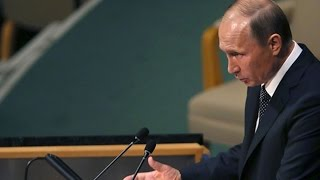 Russia Says It's Targeting Islamic State