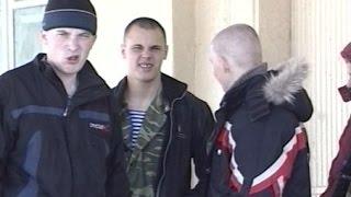 Спецшкола с трудными подростками. Архив ТВ2. 2006 год