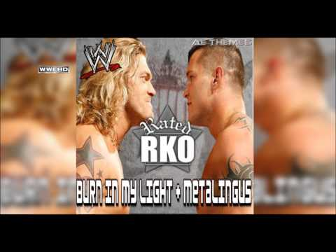 WWE: Metalingus + Burn In My Light Rated RKO Theme Song + AE Arena Effect