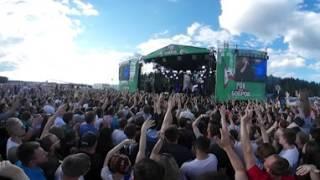 360º Рок за бобров 2017 Каста Вокруг шум
