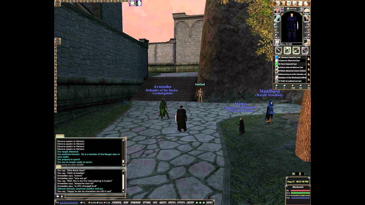 Dark Age of Camelot - Tir Na Nog - Hibernia