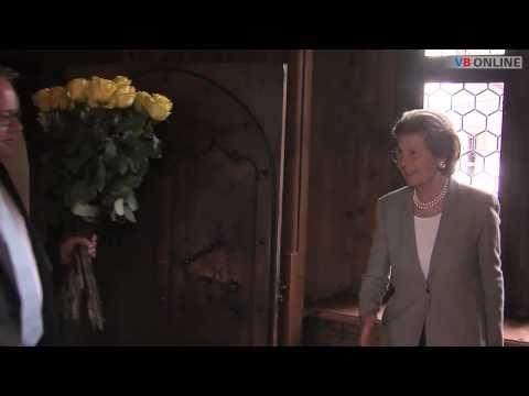 Fürstin Marie feiert 71. Geburtstag