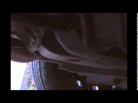 Nissan Versa Heat Shield Rattle Problem Resolved Youtube
