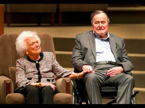 Barbara Bush Funeral Services Will Be In Houston, Texas