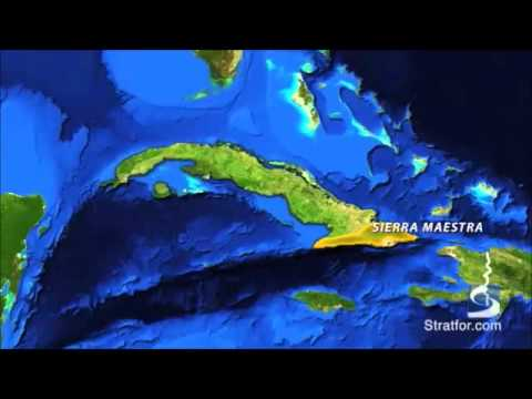 Geographical Location of Cuba