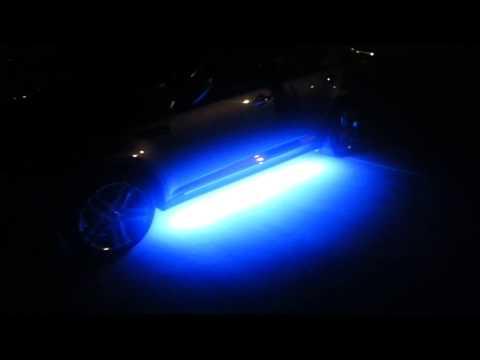 Courtesy Puddle lights Custom install 2013 Kia Optima