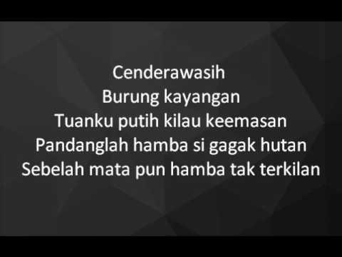 Dikir Temasek II - Buat Cenderawasih (Dyan Yulaiha II) lyrics